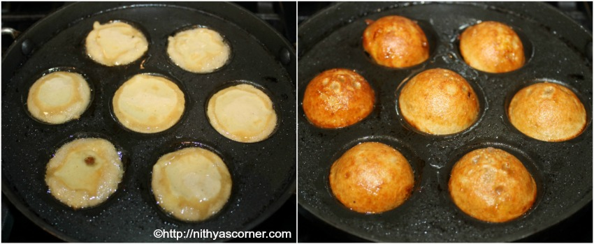 Rava appam recipe, sooji appam recipe