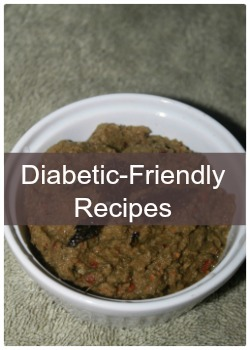 Learn to make simple and easy diabetic friendly recipes