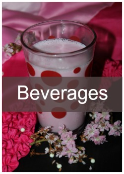 Learn to make beverages-smoothies, juices, lassi, coffee and tea