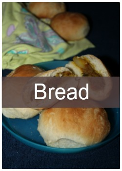 Learn to make simple and easy bread based recipes