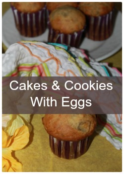 Learn to make simple and easy cakes, cookies and muffins