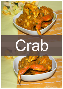 Learn to make simple and easy crab recipes