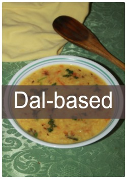 Learn to make dal-based recipes