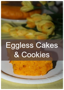 Learn to make simple and easy eggless cakes, cookies and muffins
