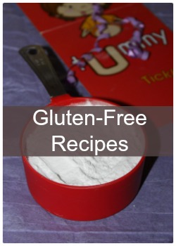 Learn to make simple and easy gluten-free recipes