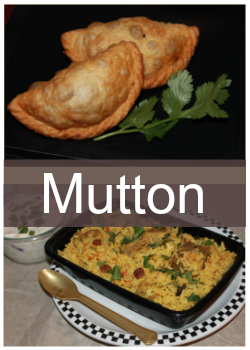 Learn to make simple and easy mutton recipes