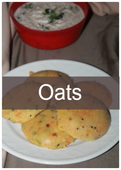 Learn to make simple and oats recipes