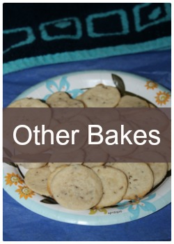 Learn to make simple and easy baked snacks and pastries