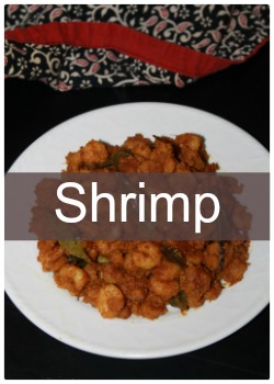 Learn to make shrimp or prawn recipes