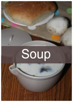 Learn to make simple and easy soup recipes