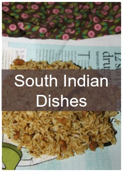 Learn to make simple and easy South Indian dishes