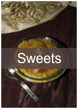 Learn to make simple and easy sweets and desserts