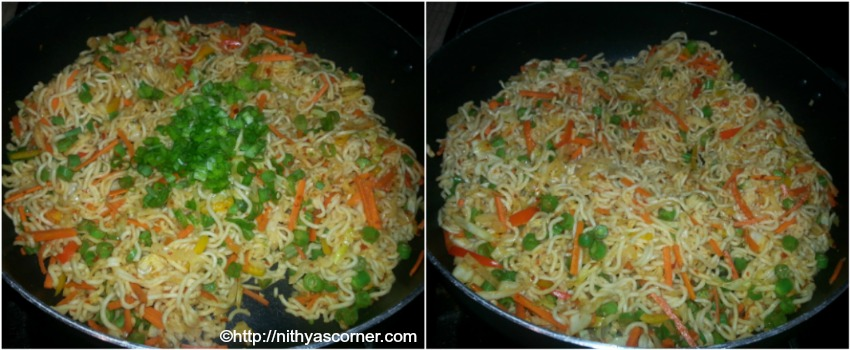 Schezwan noodles recipe, schezwan vegetable noodles recipe