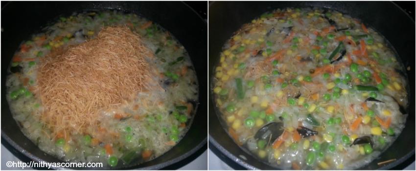 Semiya Upma Recipe, Vermicelli Upma Recipe