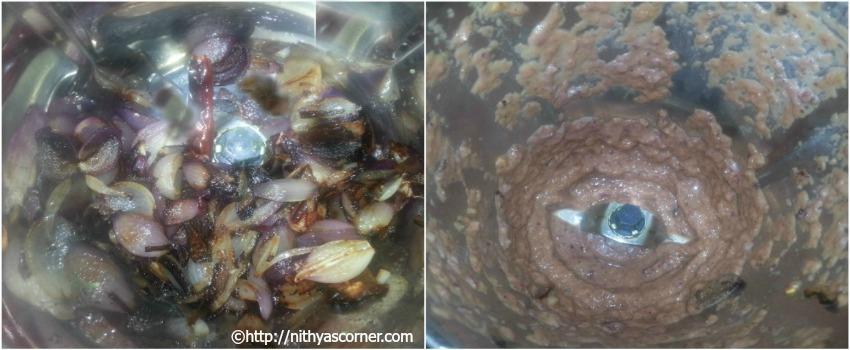 vengaya chutney recipe