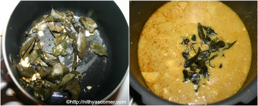 Turnip curry for rice, turnip curry recipe
