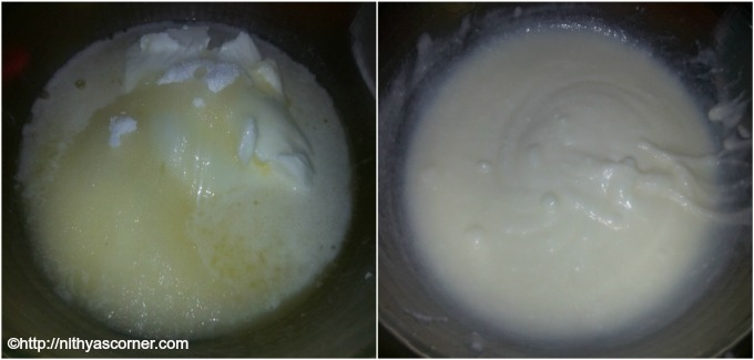 Eggless tutti frutti cake recipe