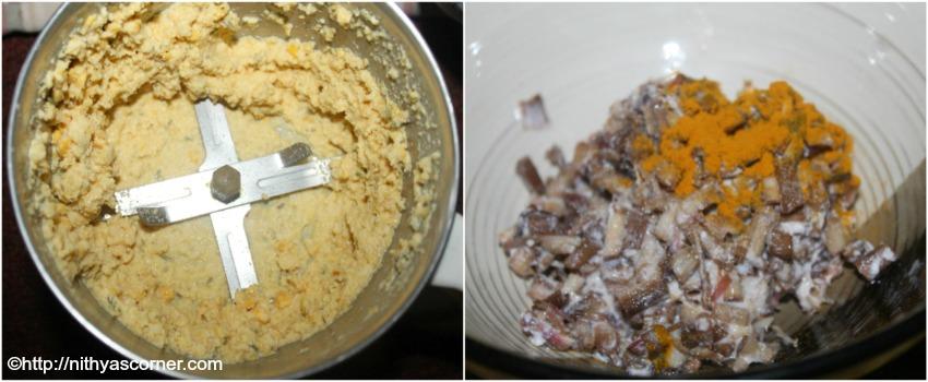 Vazhaipoo Vadai Recipe, Banana Flower Vadai