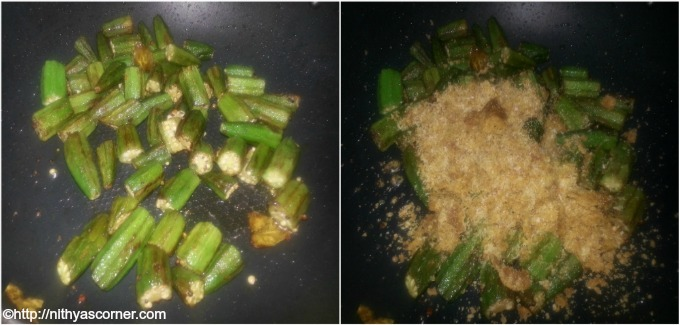 Vendakkai mor kuzhambu recipe, Okra buttermilk curry