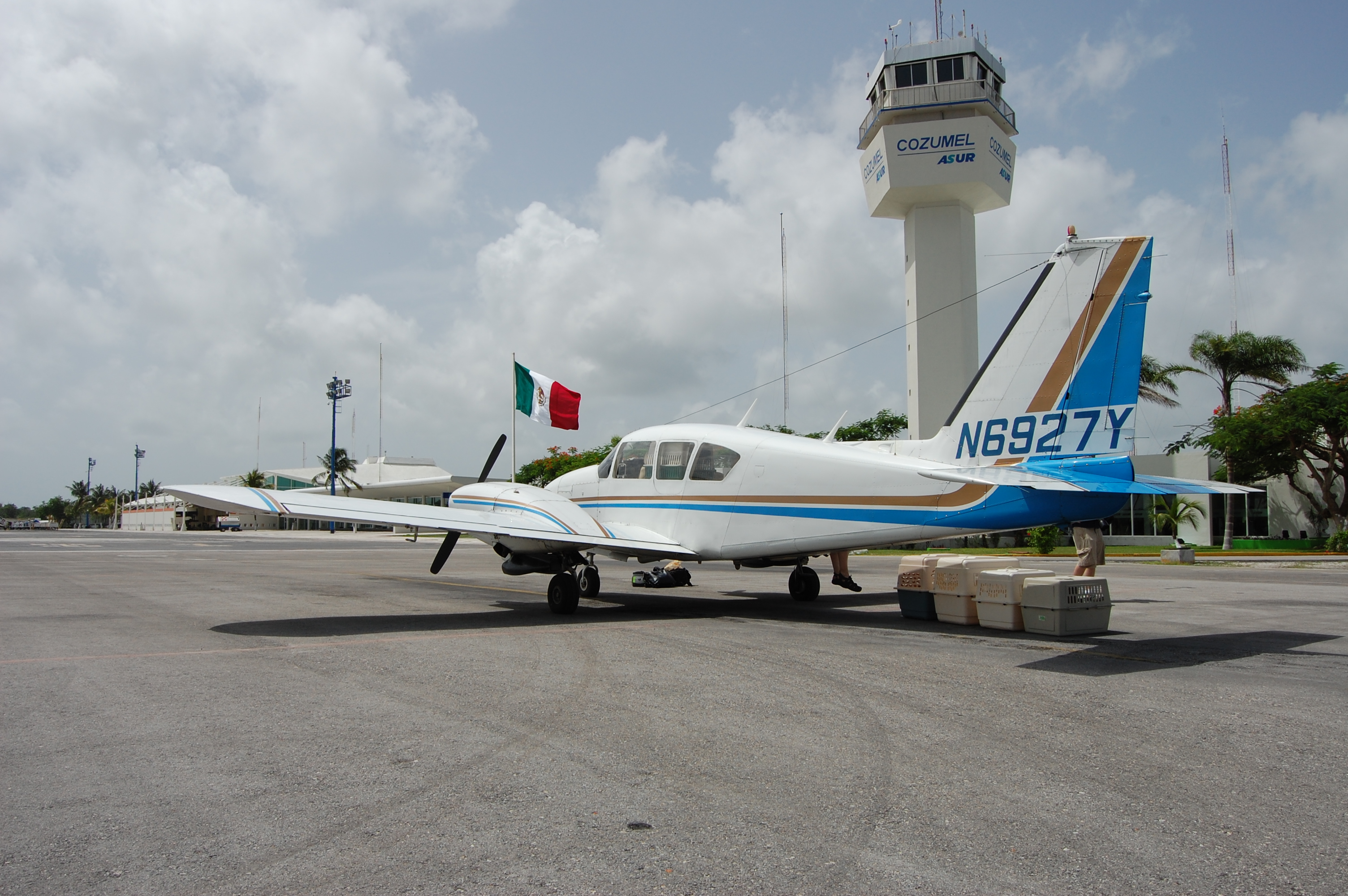 Repair Cloud Nine's Aircraft