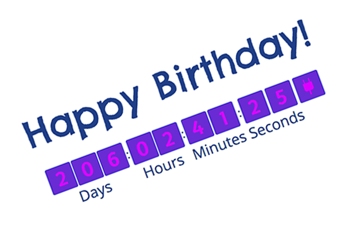 Birthday Countdown Plugin