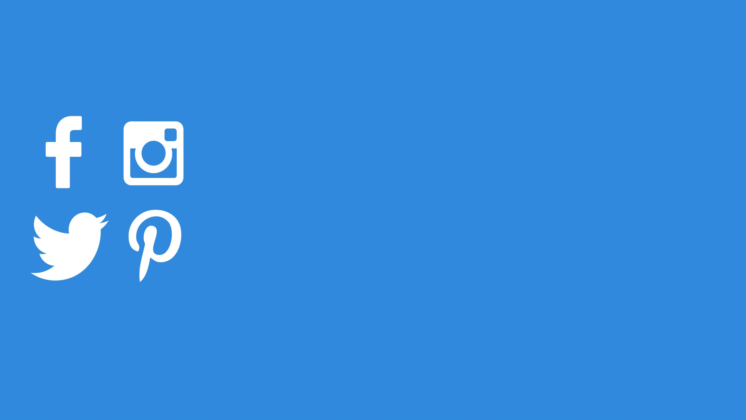 Blog+social+media+icons+banner