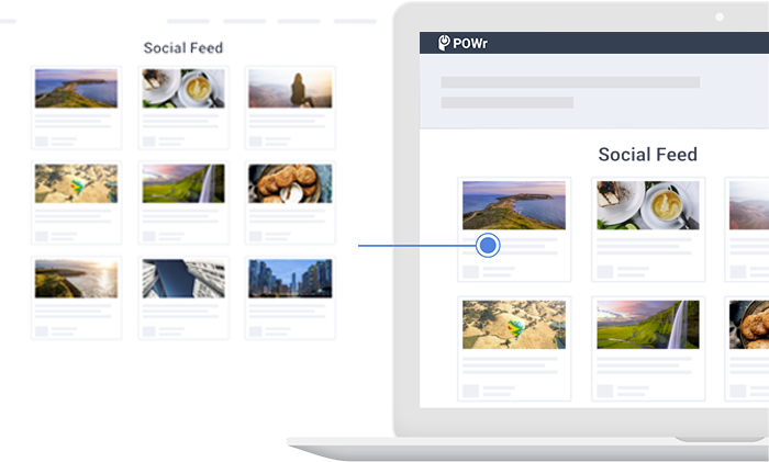 Add Facebook Feed to iframe