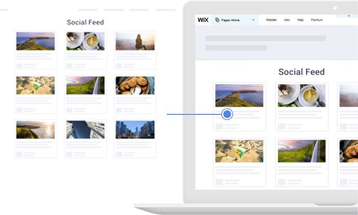 Best Free Rss Feed App For Wix