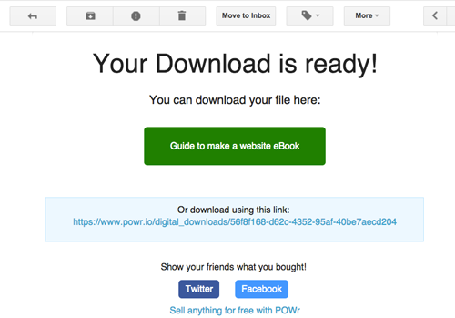 How to Sell Files or Downloads – POWr