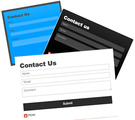 Contact Form Extension