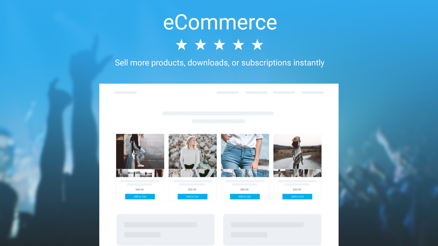 Embed an Ecommerce Website Plugin & Add-on - POWr io