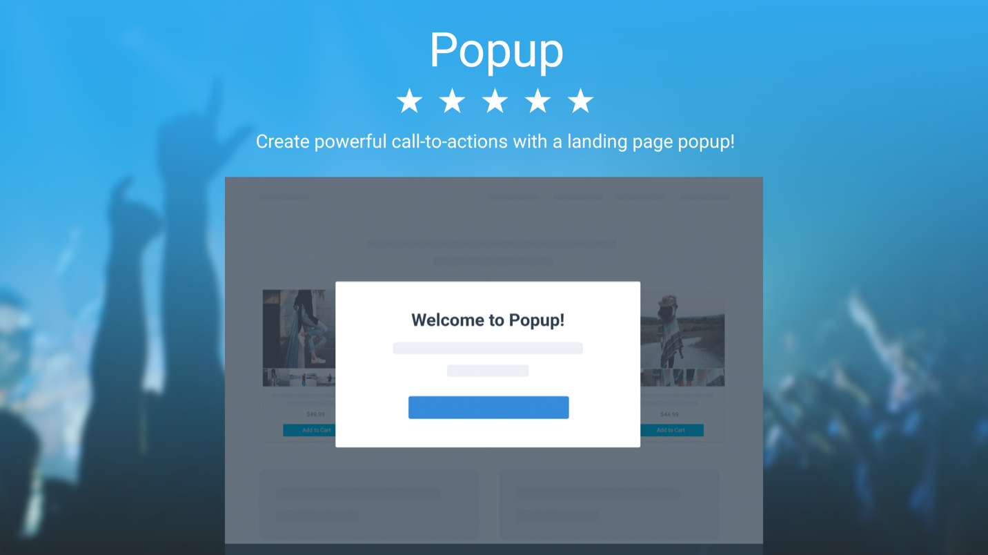 Embed a Popup Website Plugin & Add-on - POWr io