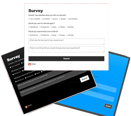 Survey Plugin