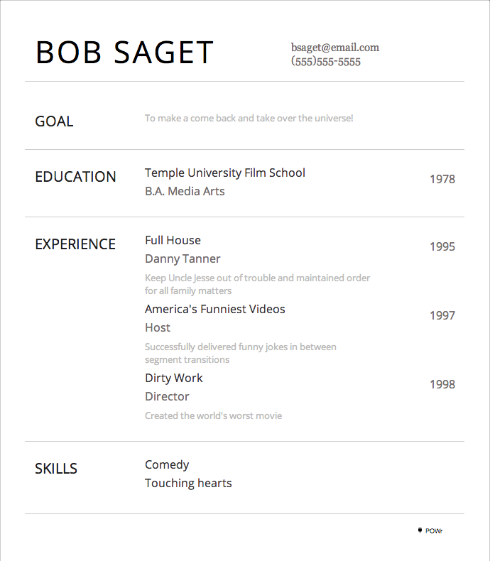 resume create and post a stunning resume or cv to your