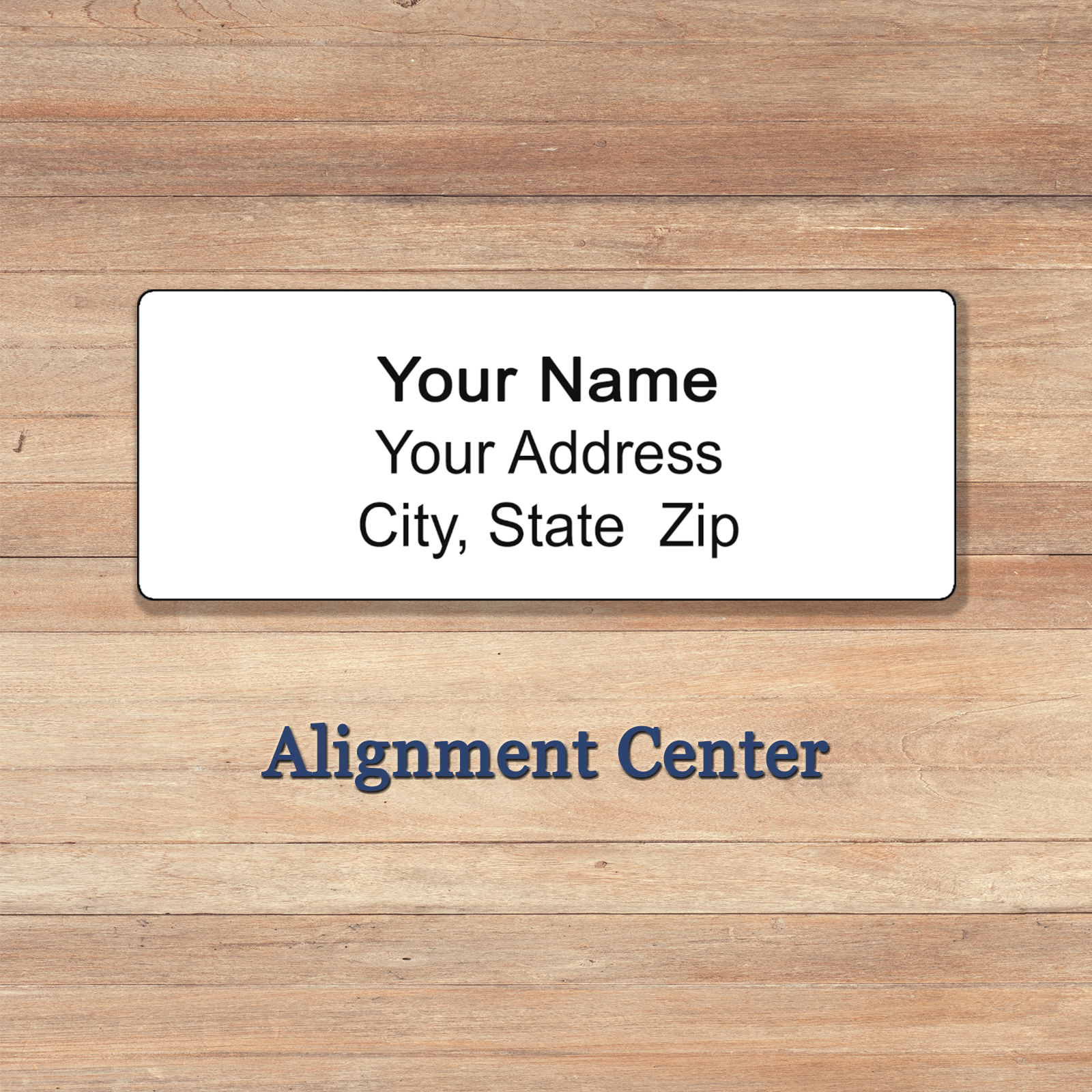 Sheet Of Plain Personalized Self Adhesive Printed Return Address - Plain address labels template