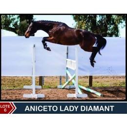 Lote 6: Aniceto Lady Diamant