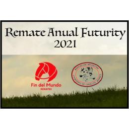 Remate Anual Futurity 2021