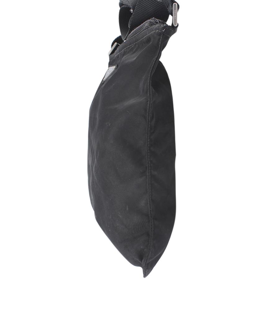 873852ea60 Prada Black Nylon Crossbody Bag 8033213977526