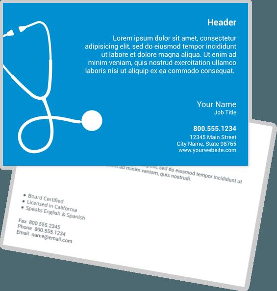 Healthcare Design Templates