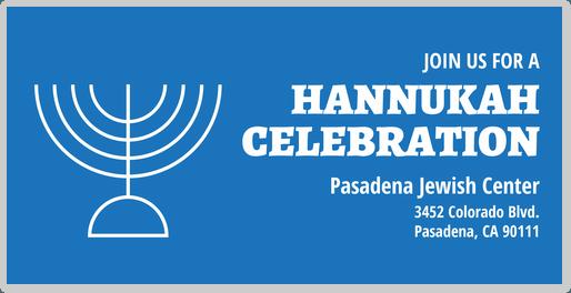 hannukah-celebration-themed-banner-design-template