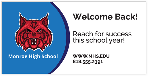 school-banners-template