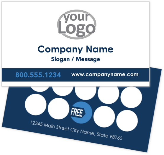 Loyalty Cards Design Templates