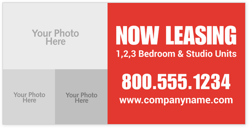 rent for signs template