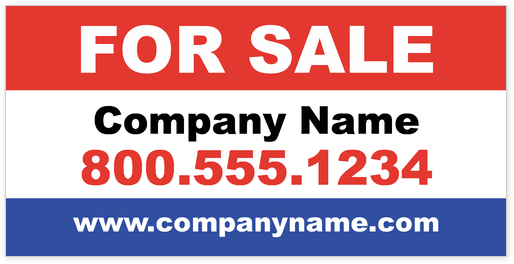 available for lease banner design template