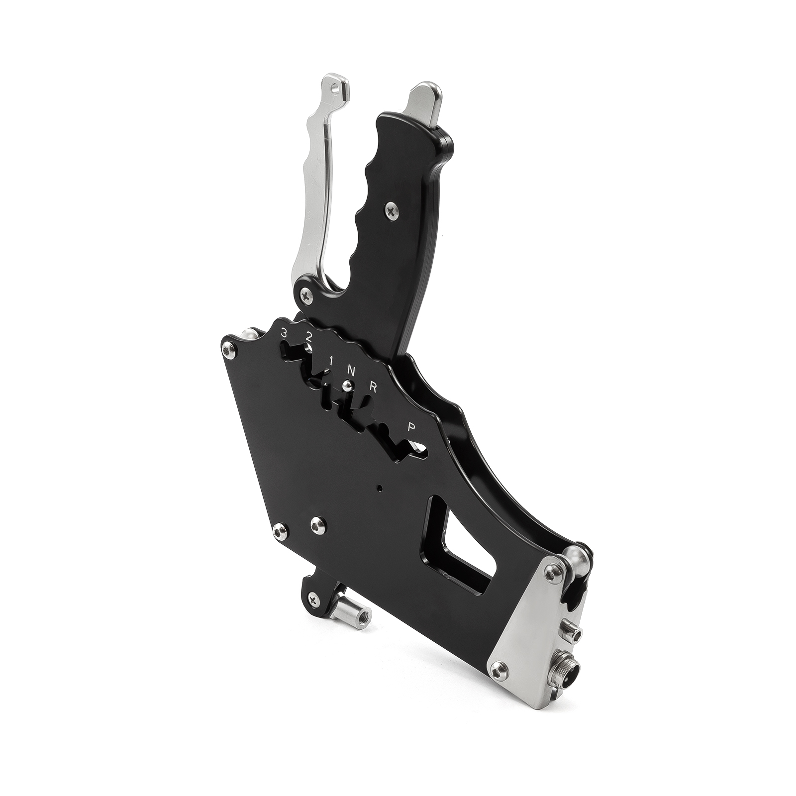 GM Turbo TH 200 350 400 Reverse Pattern Automatic Racing Shifter