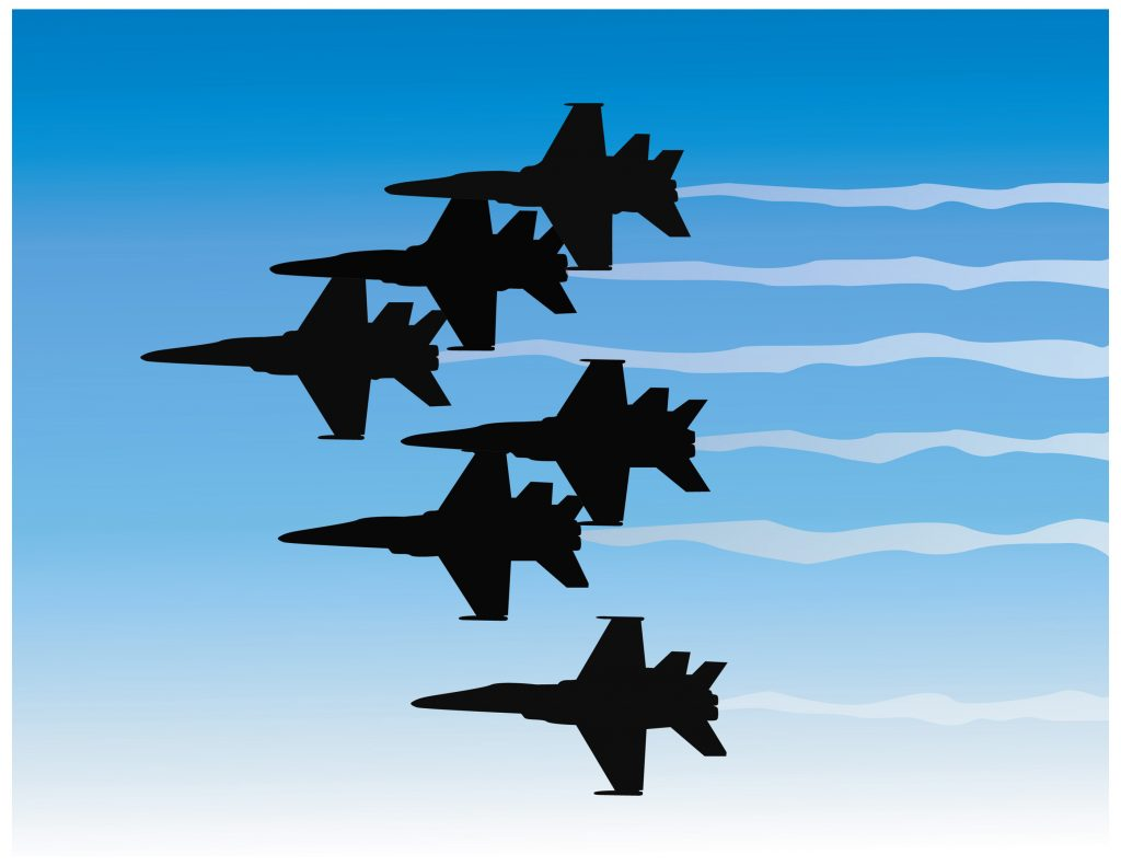 Jet Formation (Vector)