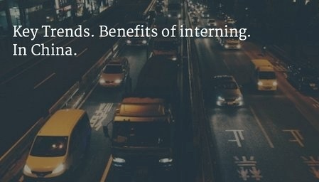 Key trends benefits internship china cropped
