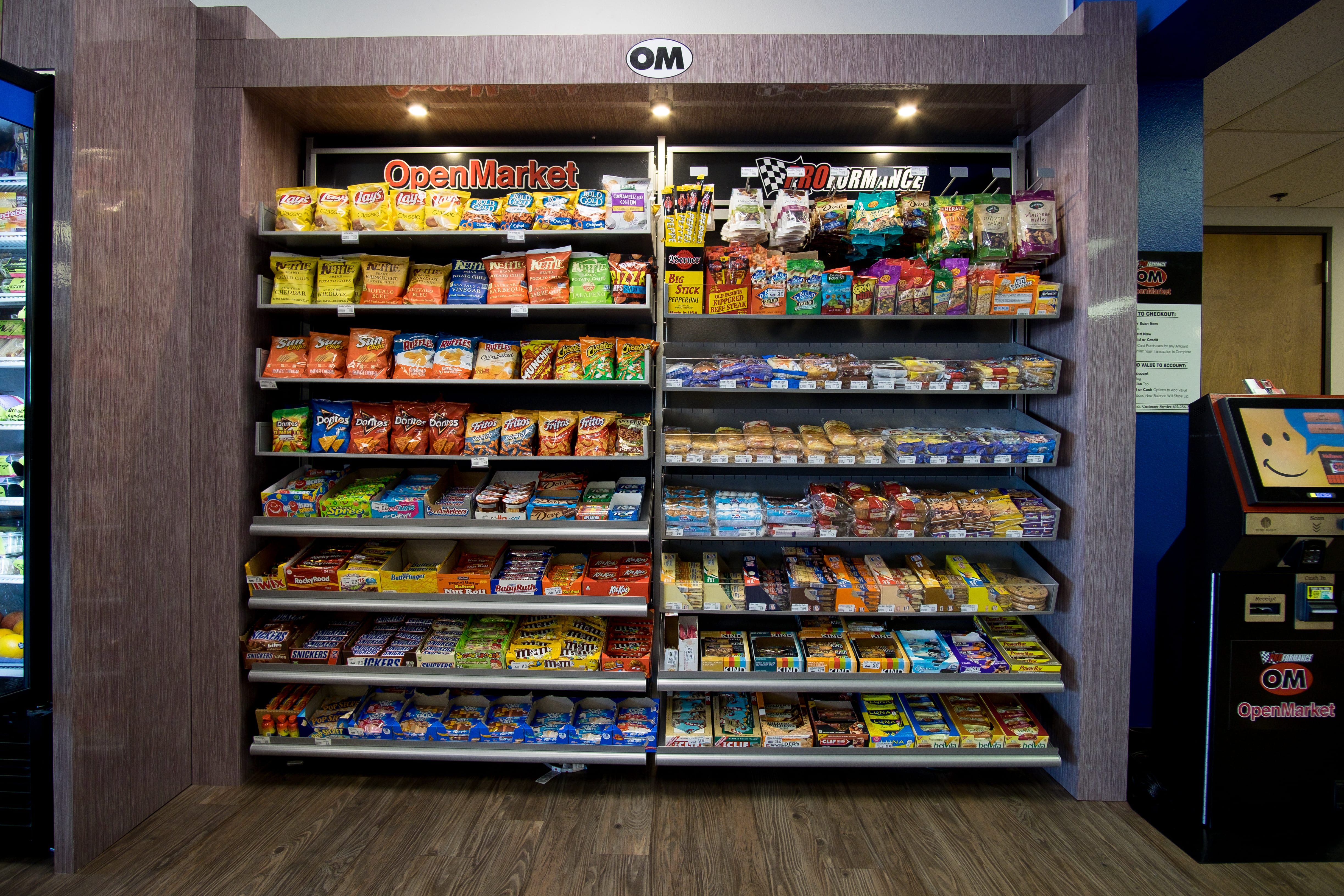 Open Market - Micro Market