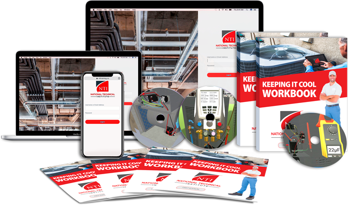 Online HVAC Training Kit, National Technical Institute