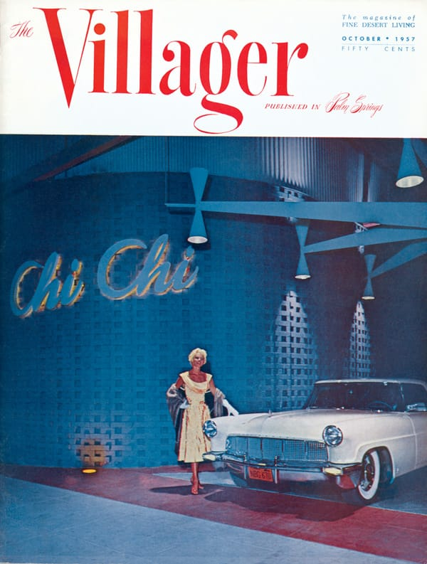 The Villager, October 1957.